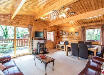 Thumbnail 2 bedroom lodge for sale in Merley House Lane, Ashington, Wimborne