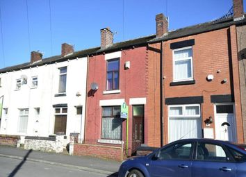Thumbnail 2 bed terraced house for sale in Barton Road, Farnworth, Bolton, Greater Manchester