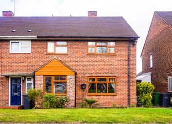 Thumbnail 3 bed semi-detached house for sale in Hillside Gardens, Eastfield, Wolverhampton