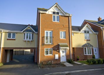 Thumbnail 4 bed town house for sale in Berkeley Close, Warrington