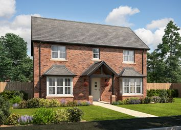 """Thumbnail 4 bedroom detached house for sale in """"Arundel"""" at Mayfield Avenue, Throckley, Newcastle Upon Tyne"""