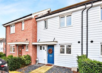 Thumbnail 2 bed terraced house for sale in Claremont Mews, Waterside At The Bridge, Dartford, Kent