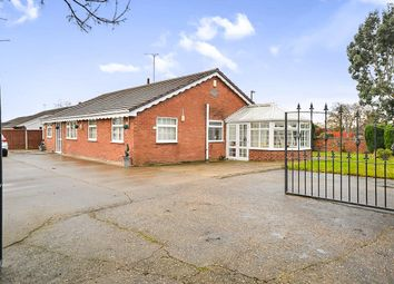 Thumbnail 4 bed bungalow for sale in Hilltop Road, Pinxton, Nottingham