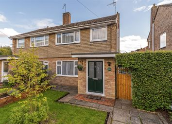 Thumbnail 2 bed semi-detached house for sale in Albury Close, Hampton