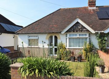 Thumbnail 2 bed semi-detached bungalow for sale in Vincent Grove, Portchester, Fareham
