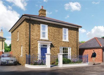 Thumbnail 3 bedroom detached house for sale in Dukes Parade, Poundbury, Dorchester, Dorset