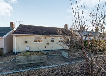 Thumbnail 4 bed detached bungalow for sale in Poplar Hill, Stowmarket