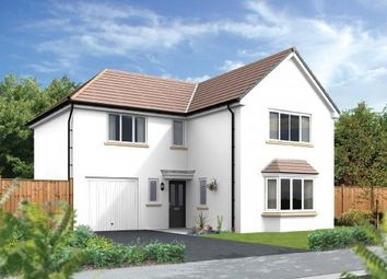 Thumbnail 4 bedroom detached house for sale in Dobwalls, Liskeard, Cornwall
