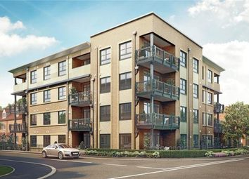 Thumbnail 2 bed flat for sale in Sanderson Manor, Hauxton Meadows, Cambridge Road, Hauxton