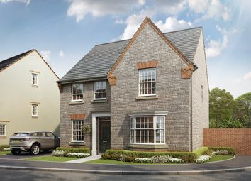 "Thumbnail 4 bed detached house for sale in ""Holden"" at Bath Road, Kings Stanley, Stonehouse"