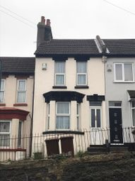Thumbnail 2 bed terraced house for sale in 129 Magpie Hall Road, Chatham, Kent