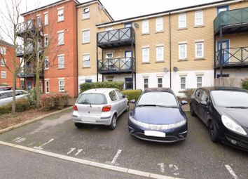 Thumbnail 2 bed flat for sale in Framlingham Court, Glandford Way, Chadwell Heath