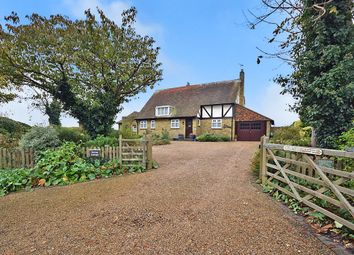 Thumbnail 3 bed detached house for sale in Church Road, New Romney