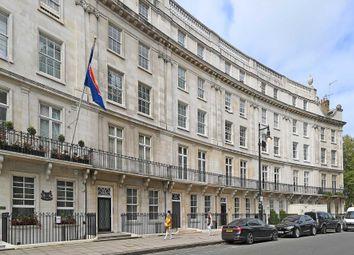 Wilton Crescent, Belgravia, London SW1X. 4 bed flat