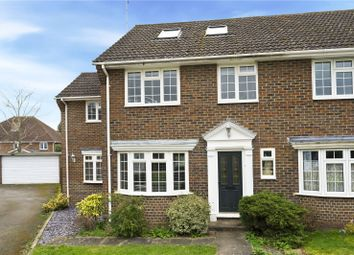 Thumbnail 4 bed property for sale in Winterdown Gardens, Esher, Surrey