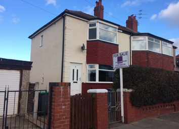 Thumbnail 2 bedroom end terrace house for sale in Valeway Avenue, Cleveleys