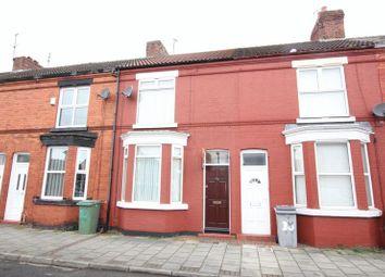 Thumbnail 2 bedroom terraced house for sale in Prince Edward Street, Birkenhead