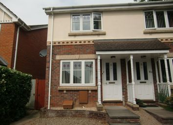 Thumbnail 2 bedroom semi-detached house to rent in Centurion Way, Credenhill, Hereford