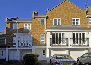 Thumbnail 4 bed property to rent in Berridge Mews, Hillfield Road, West Hampstead