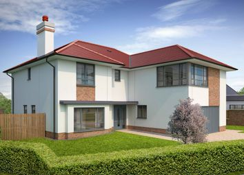 Thumbnail 5 bed detached house for sale in Broom Road, Whitecraigs, Glasgow