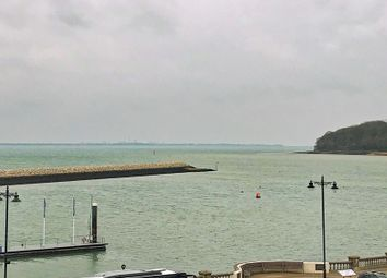 Thumbnail 2 bed flat for sale in The Parade, Cowes