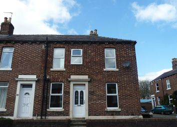 Thumbnail 2 bed end terrace house to rent in Blackwell Road, Currock, Carlisle