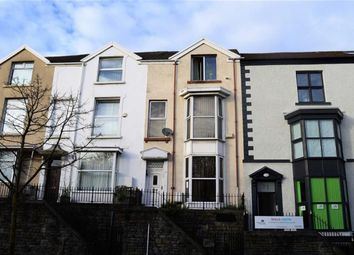 Thumbnail 4 bedroom maisonette for sale in Mansel Street, Swansea
