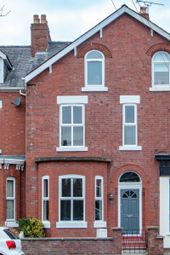 Thumbnail 4 bed terraced house for sale in Charter Road, Altrincham