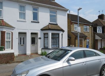 Thumbnail 2 bed semi-detached house to rent in Eastwood Road, Sittingbourne, Kent