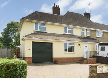 Thumbnail 3 bed semi-detached house for sale in Newlands, Kings Sutton, Banbury