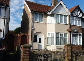 Thumbnail 3 bed semi-detached house for sale in Holmfield Road, Blackpool
