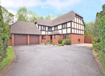 Thumbnail 6 bed detached house for sale in Shire Close, Whiteley, Fareham