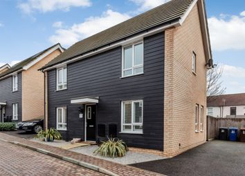 Thumbnail 3 bed detached house for sale in The Rookery, Grays, Essex