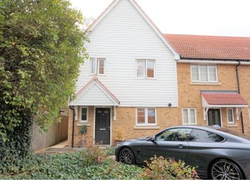 Thumbnail 3 bed end terrace house for sale in Hardy Avenue, Dartford