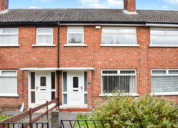 Thumbnail 3 bedroom terraced house for sale in Tedburn Park, Belfast