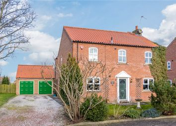 Thumbnail 4 bed detached house for sale in Norton Close, Wath, Ripon, North Yorkshire