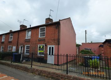 Thumbnail 2 bed end terrace house to rent in School Cottages, Peddars Lane, Beccles
