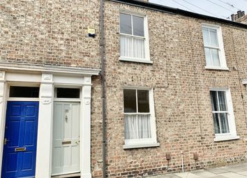 Thumbnail 2 bed terraced house to rent in Fairfax Street, York