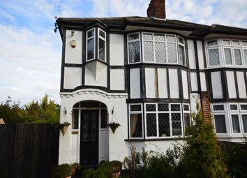 Thumbnail 3 bed semi-detached house to rent in Carleton Avenue, Wallington