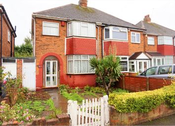 Thumbnail 3 bed semi-detached house for sale in Hangleton Drive, Birmingham