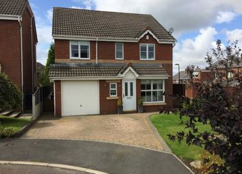 Thumbnail 3 bed detached house for sale in Heathland, Upholland