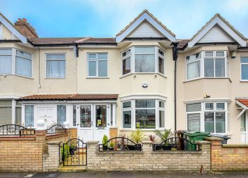 Thumbnail 4 bedroom terraced house for sale in Peterborough Road, London