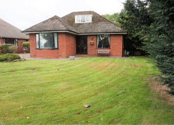 Thumbnail 3 bed detached bungalow for sale in Blackgate Lane, Preston