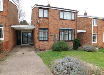 Thumbnail 3 bedroom detached house to rent in Eastwood Drive, Kidderminster