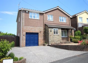 Thumbnail 3 bedroom detached house for sale in The Garw, Croesyceiliog, Cwmbran
