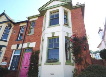 Thumbnail 5 bedroom end terrace house for sale in Teignmouth, Devon