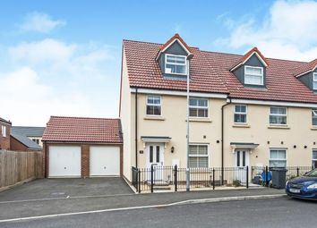 Thumbnail 3 bedroom end terrace house for sale in Lossiemouth Road Kingsway, Quedgeley, Gloucester, Gloucestershire
