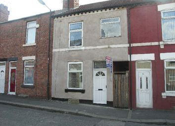 Thumbnail 3 bedroom terraced house to rent in Schofield Street, Mexborough