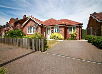 Thumbnail 3 bed detached bungalow to rent in Queen Elizabeth Way, Colchester