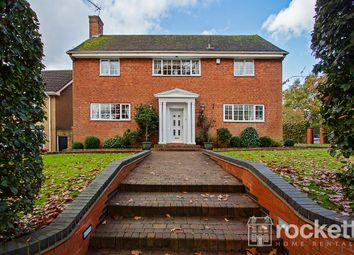 Thumbnail 5 bed detached house to rent in Harrowby Drive, Newcastle-Under-Lyme